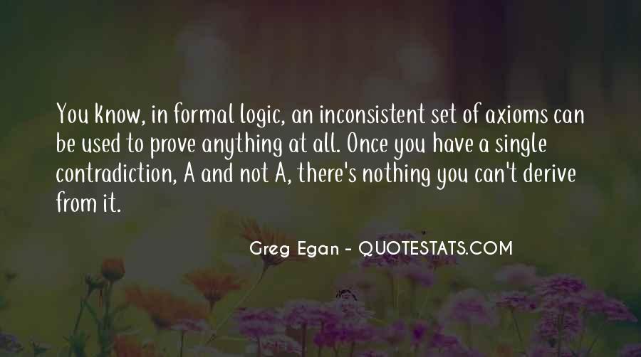 Greg Egan Quotes #844851