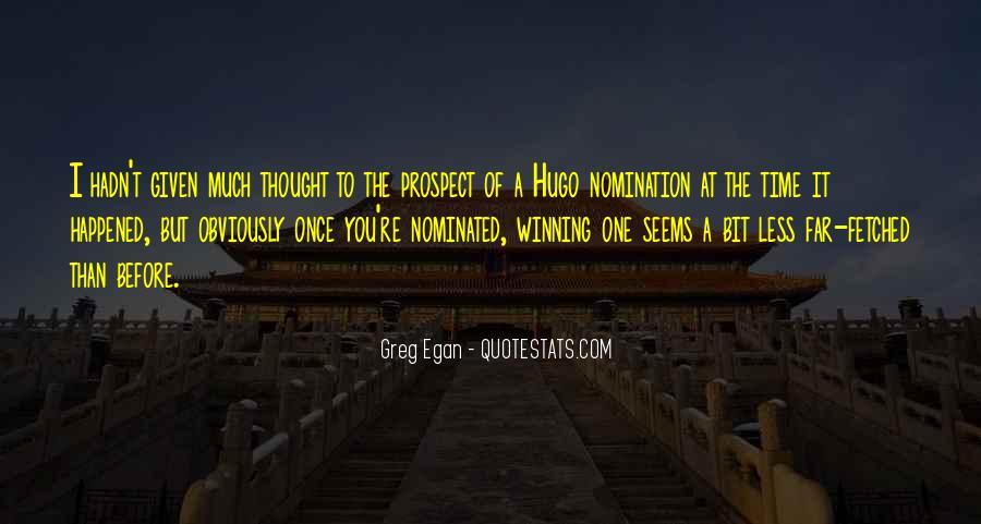 Greg Egan Quotes #926552