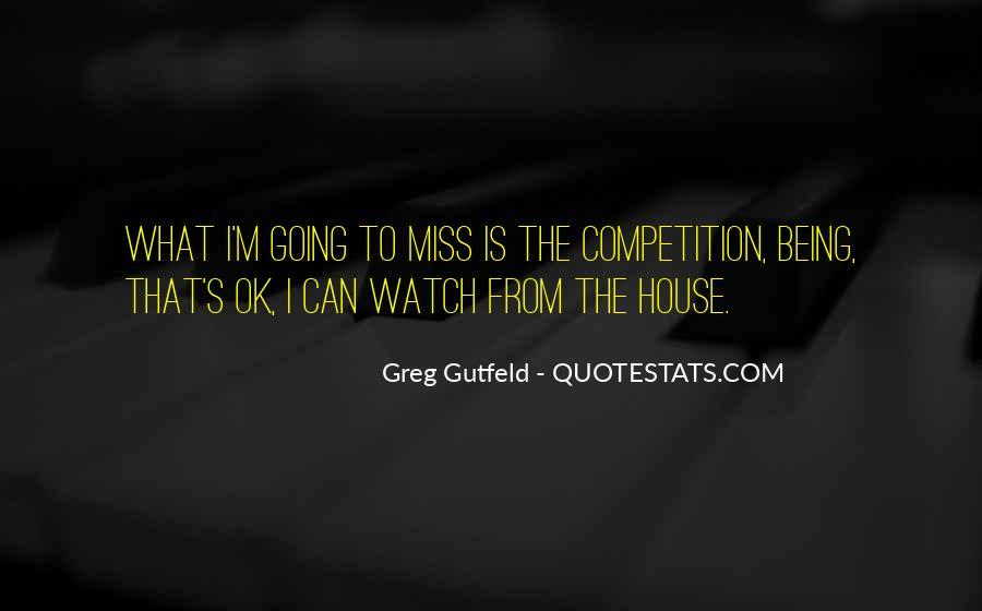 Greg Gutfeld Quotes #887675