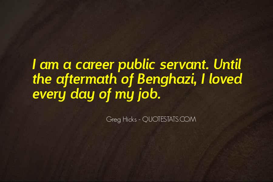Greg Hicks Quotes #750894