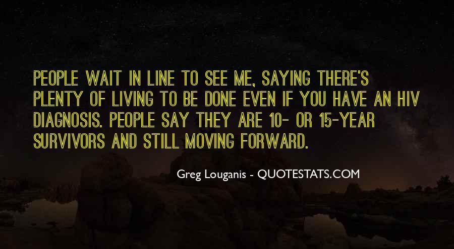 Greg Louganis Quotes #1303422