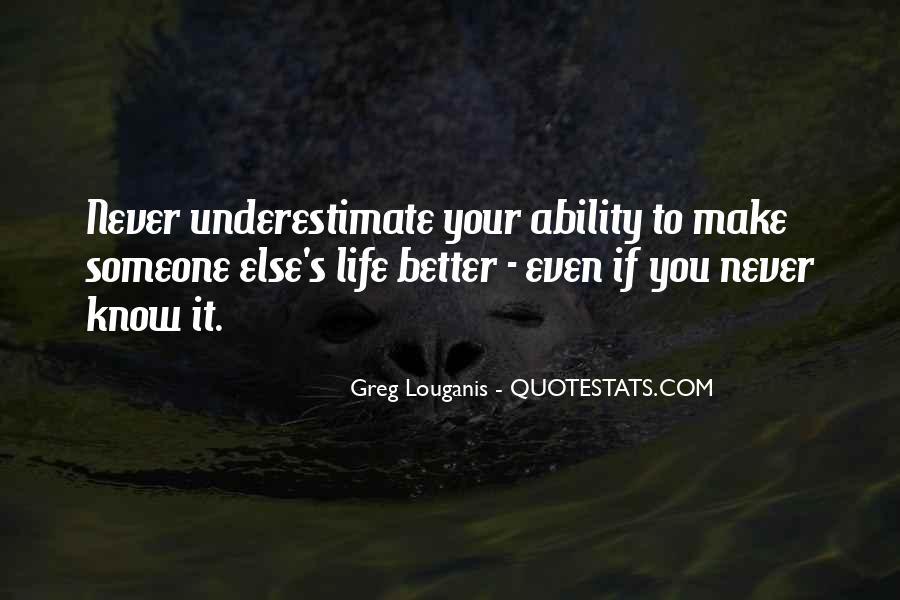 Greg Louganis Quotes #1436763