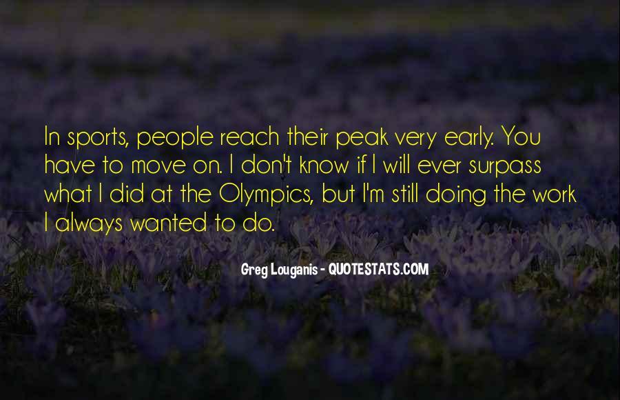 Greg Louganis Quotes #242576