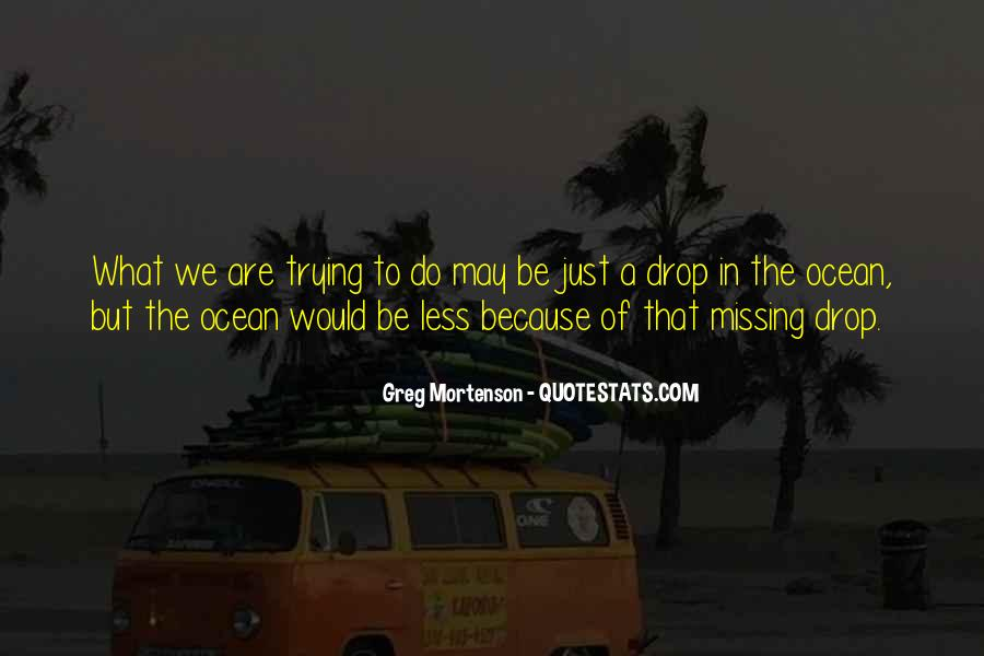 Greg Mortenson Quotes #1143317