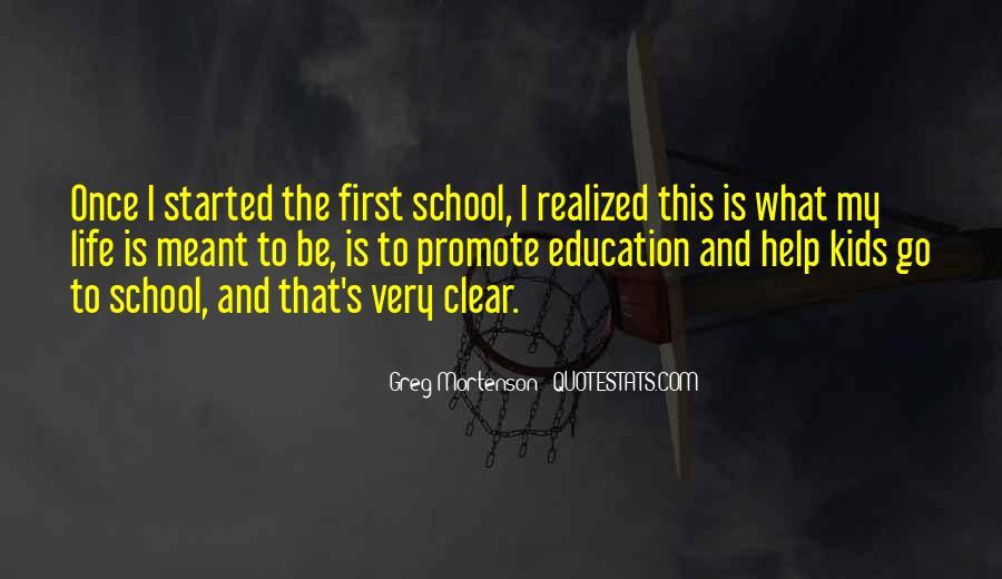 Greg Mortenson Quotes #1414073
