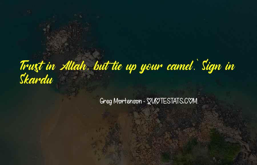 Greg Mortenson Quotes #1459353