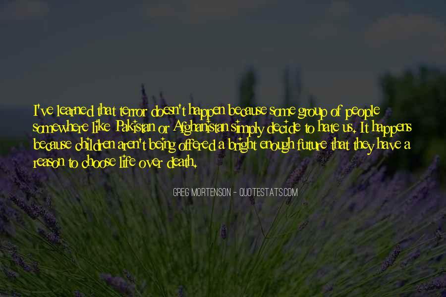Greg Mortenson Quotes #1791867