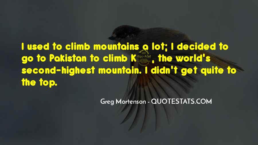 Greg Mortenson Quotes #300145