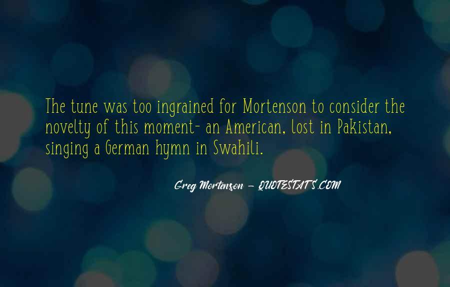 Greg Mortenson Quotes #365597