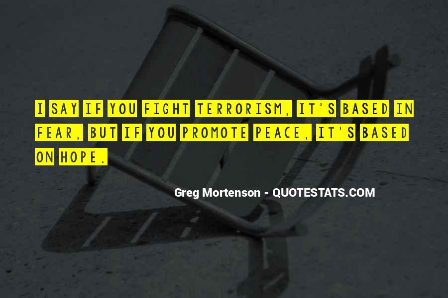 Greg Mortenson Quotes #415539