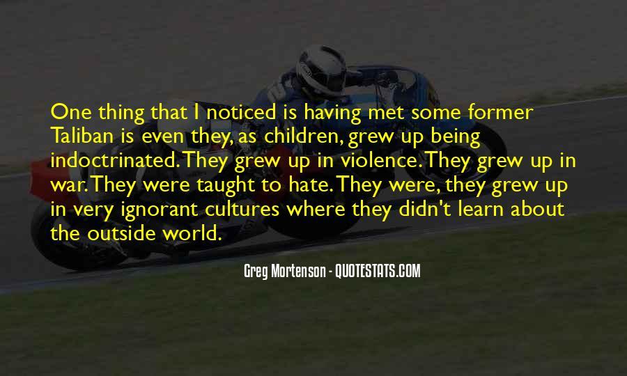 Greg Mortenson Quotes #450687