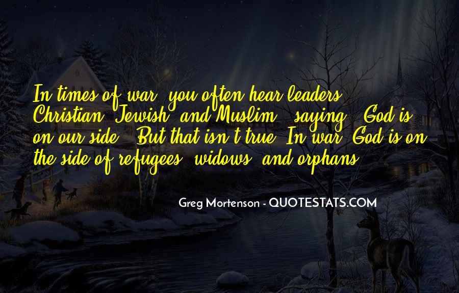 Greg Mortenson Quotes #545809
