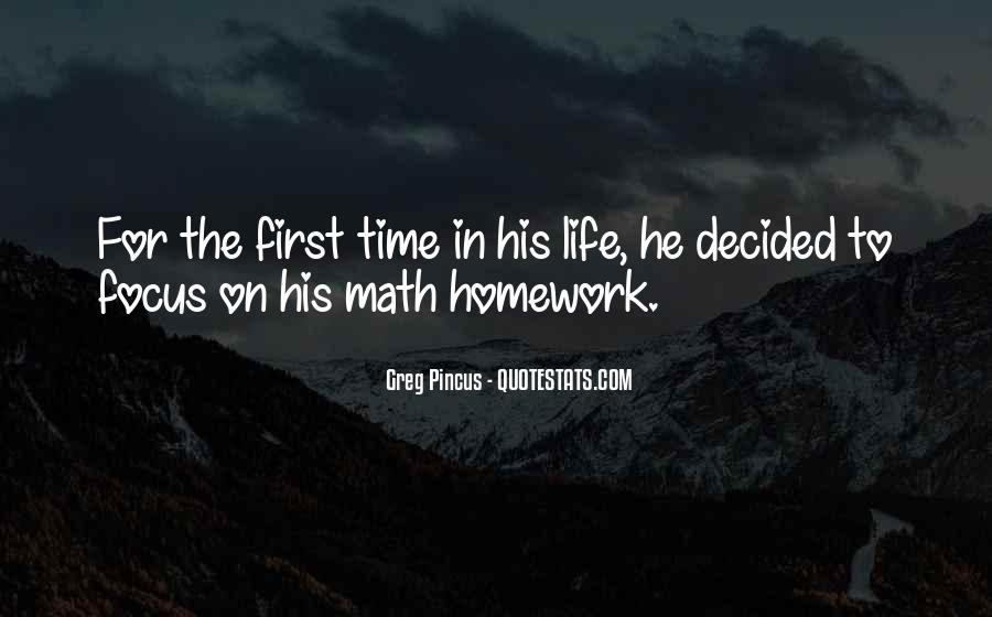 Greg Pincus Quotes #1073284