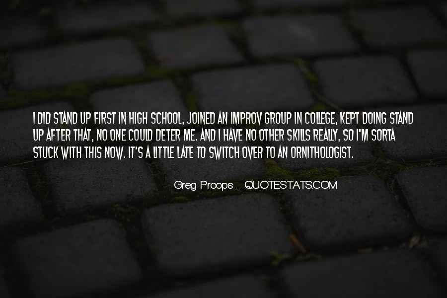 Greg Proops Quotes #1445605
