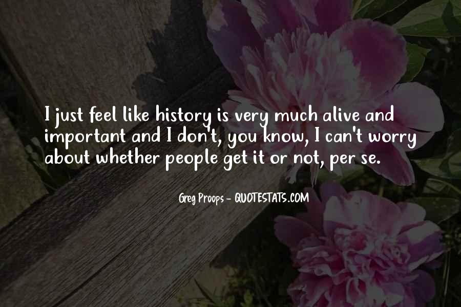 Greg Proops Quotes #396907