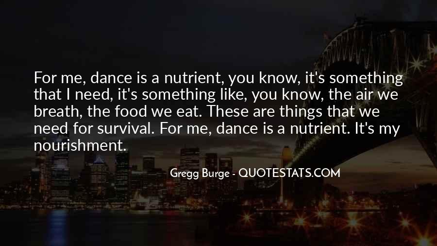 Gregg Burge Quotes #1229208