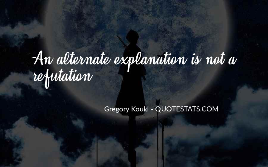 Gregory Koukl Quotes #953305