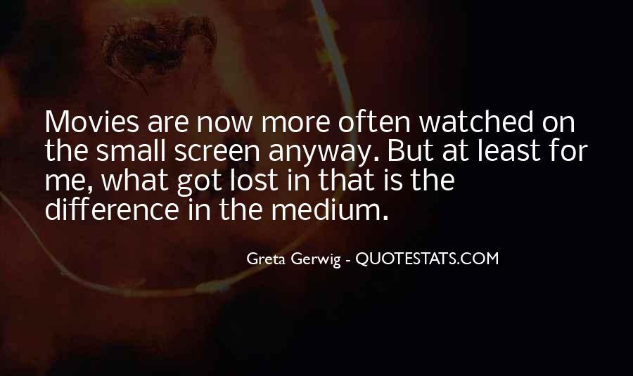Greta Gerwig Quotes #247152
