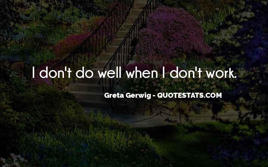 Greta Gerwig Quotes #297806