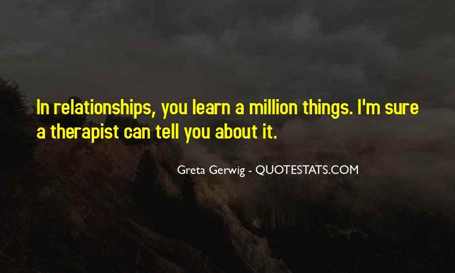 Greta Gerwig Quotes #325351