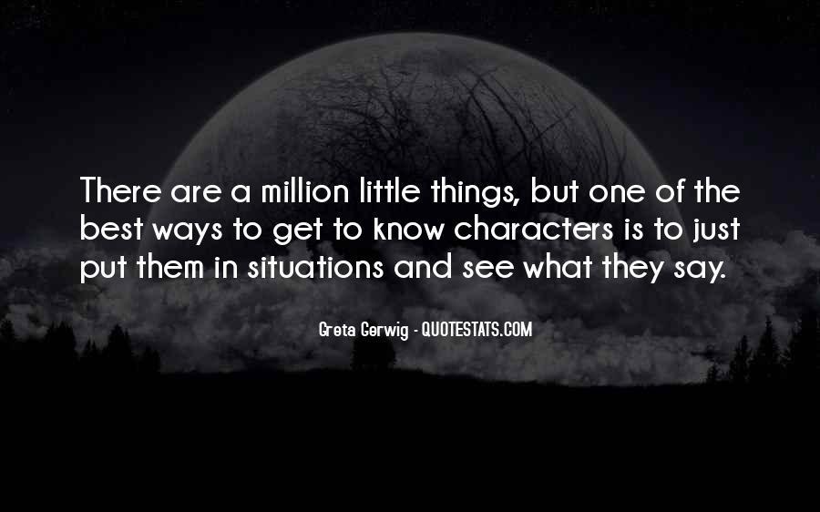 Greta Gerwig Quotes #38798