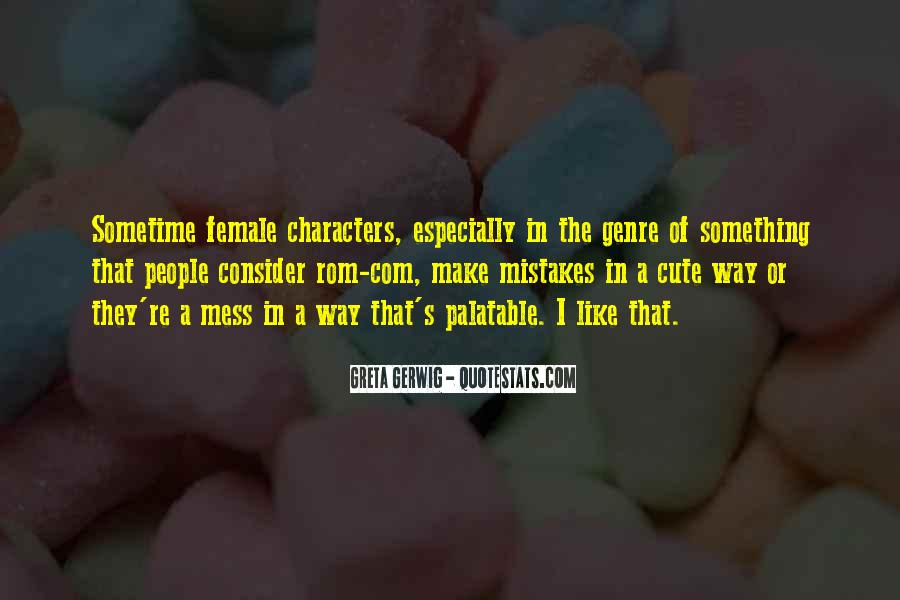 Greta Gerwig Quotes #526753