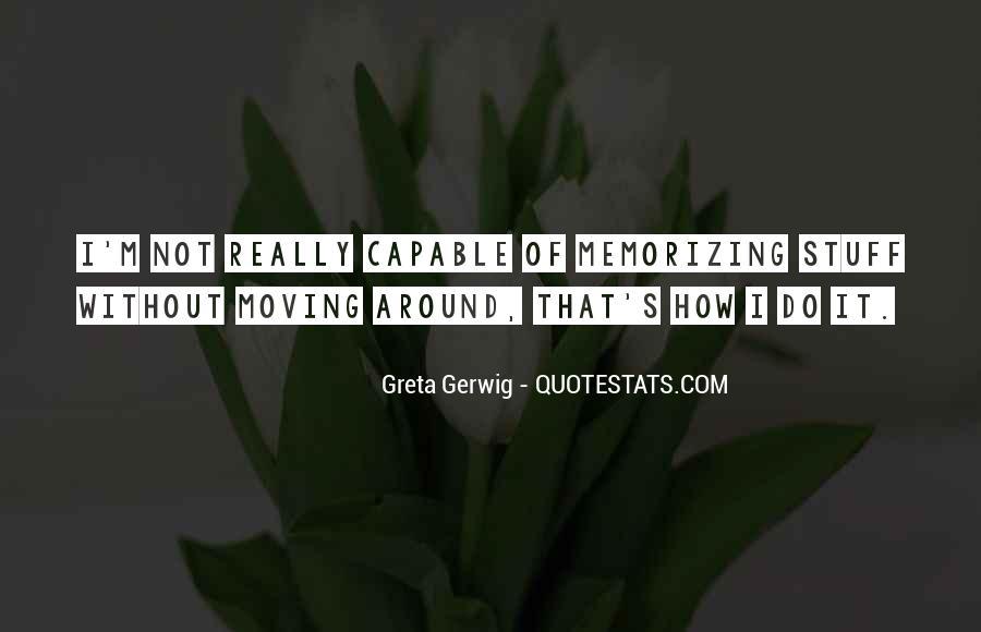 Greta Gerwig Quotes #558804