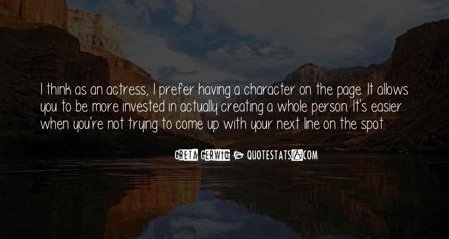 Greta Gerwig Quotes #636160