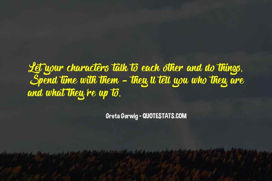 Greta Gerwig Quotes #72741