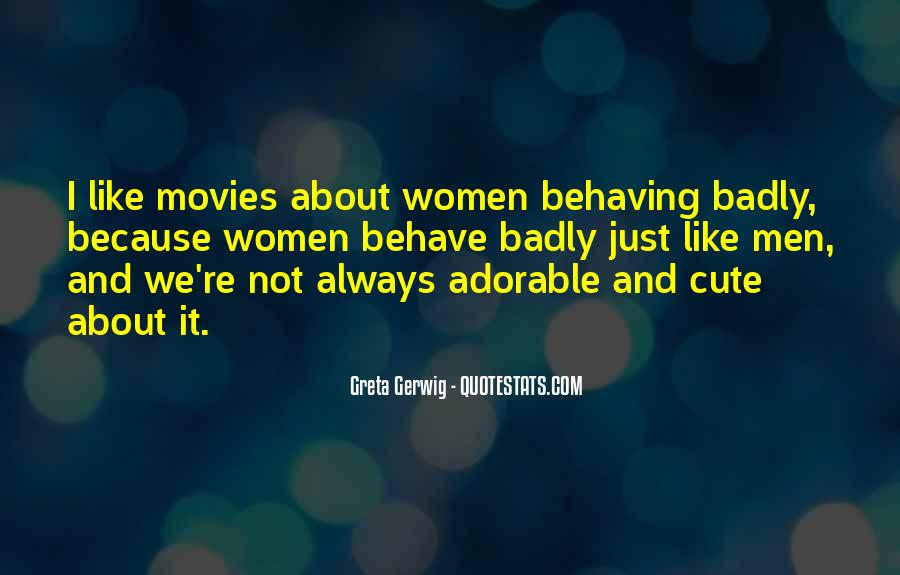 Greta Gerwig Quotes #973135