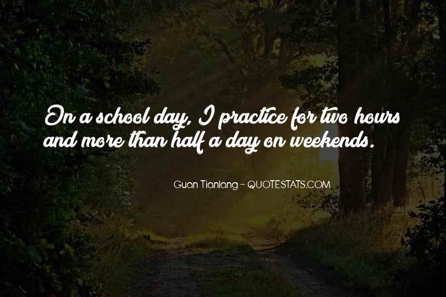 Guan Tianlang Quotes #106154