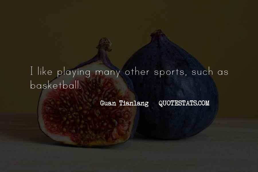 Guan Tianlang Quotes #1661466