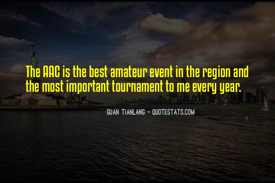 Guan Tianlang Quotes #315761