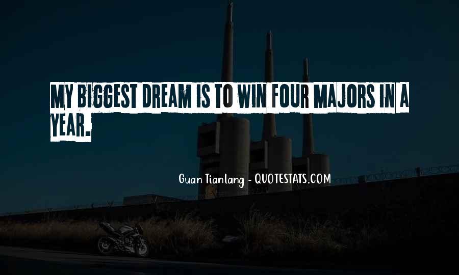 Guan Tianlang Quotes #378272