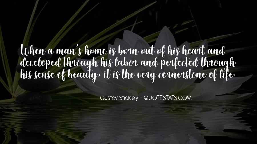 Gustav Stickley Quotes #175844