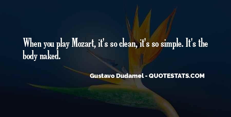Gustavo Dudamel Quotes #1039254