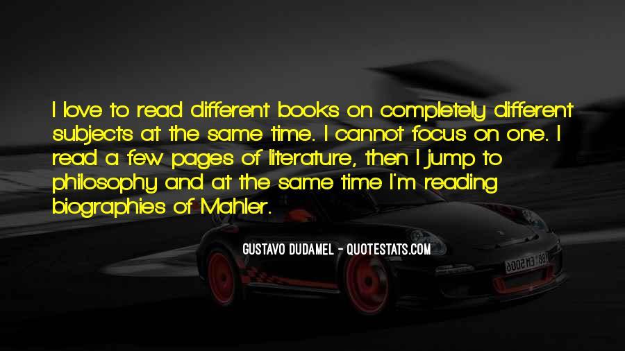 Gustavo Dudamel Quotes #1291041
