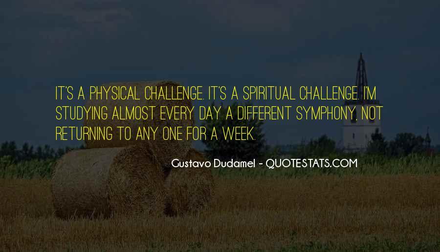Gustavo Dudamel Quotes #1384107