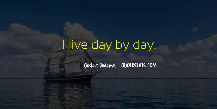 Gustavo Dudamel Quotes #1430075