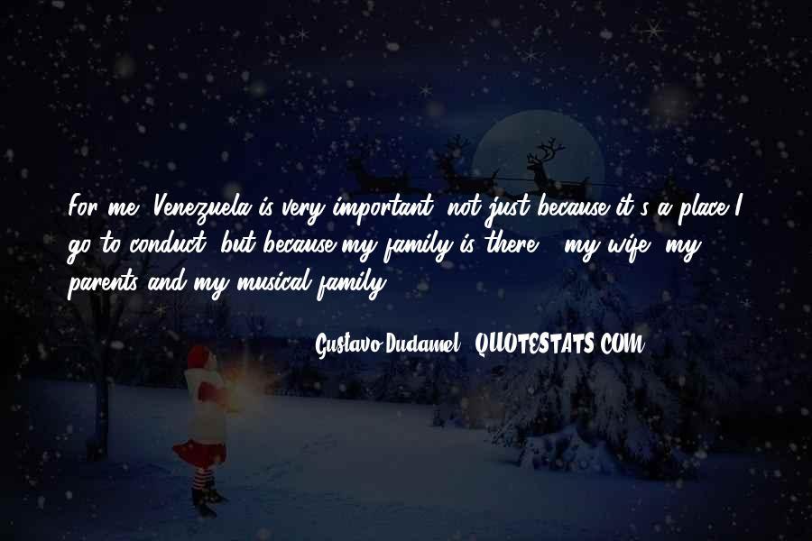 Gustavo Dudamel Quotes #506610