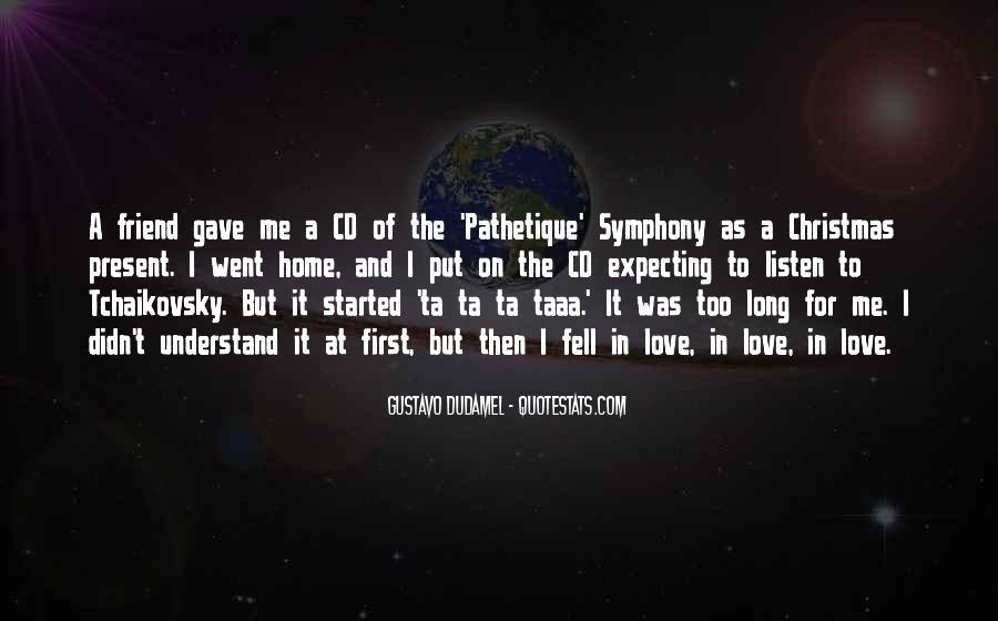 Gustavo Dudamel Quotes #975658