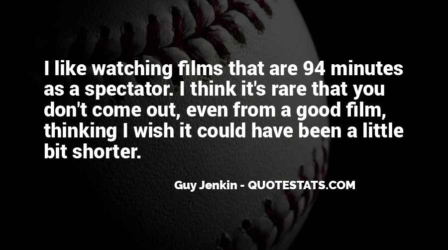 Guy Jenkin Quotes #508087