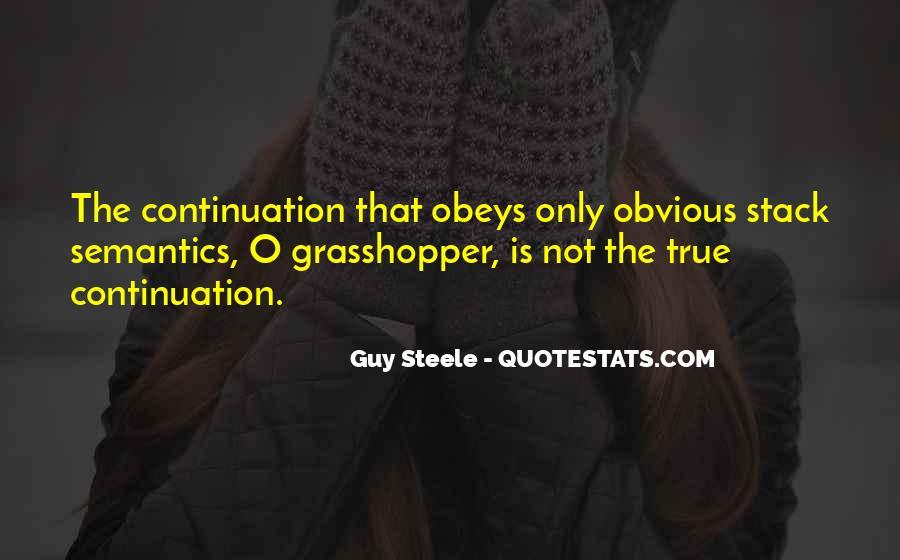 Guy Steele Quotes #1225904