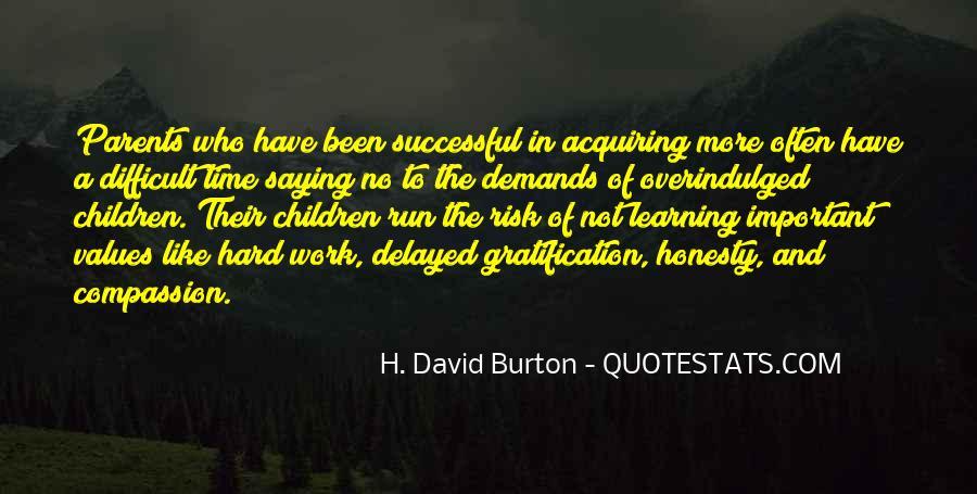 H. David Burton Quotes #1524299