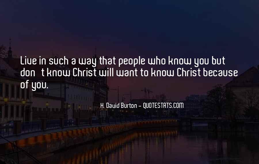H. David Burton Quotes #803494