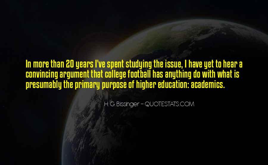 H. G. Bissinger Quotes #1199843