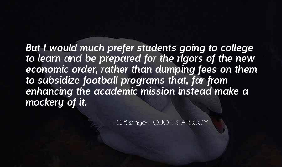 H. G. Bissinger Quotes #1711418
