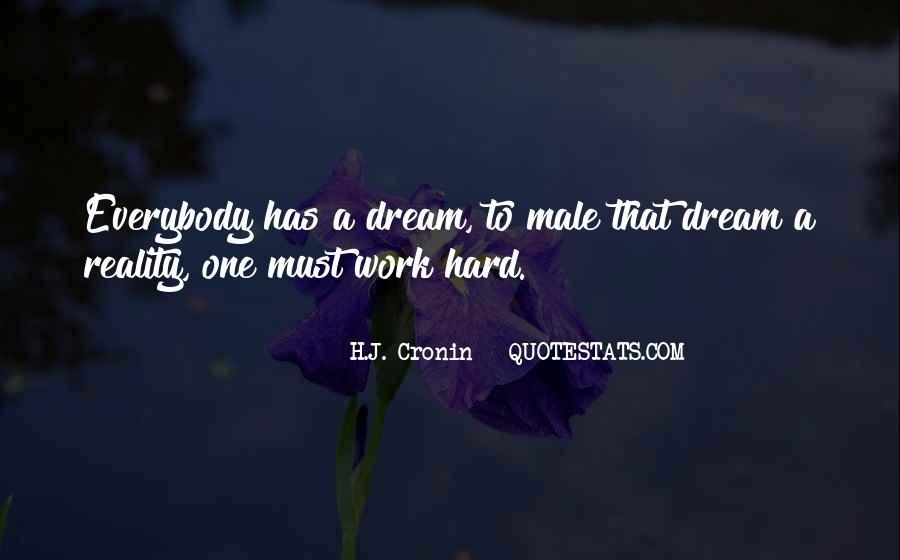 H.J. Cronin Quotes #1680538