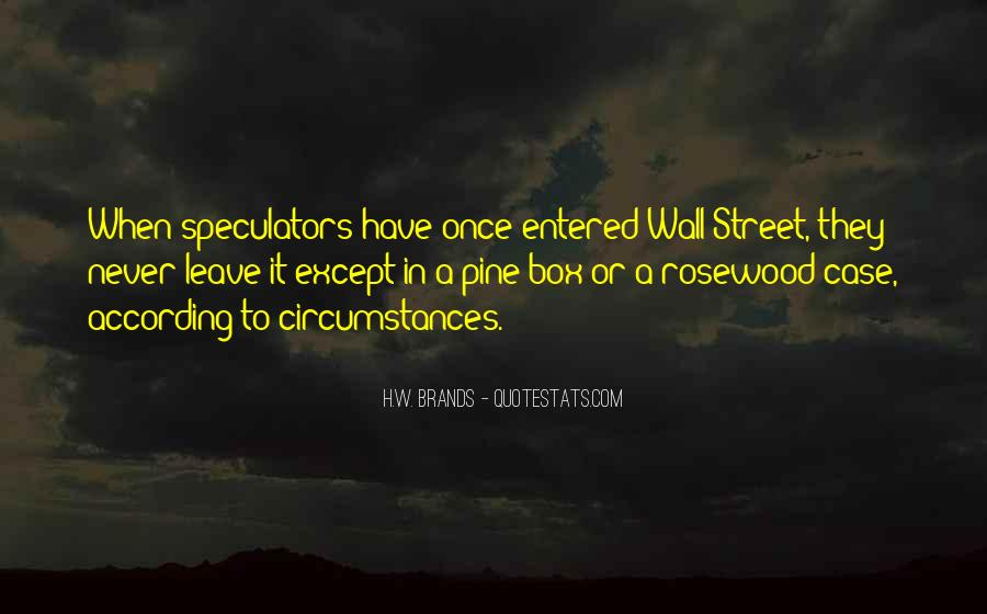H.W. Brands Quotes #1188334
