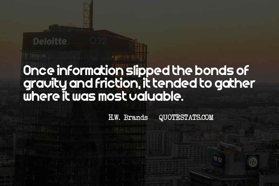 H.W. Brands Quotes #1259971